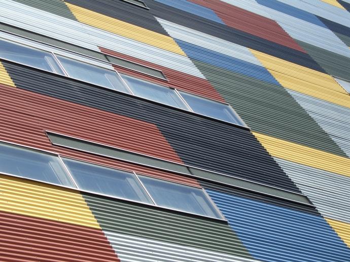 colorful Helsinki building 1