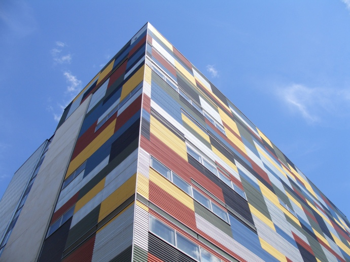 colourful Helsinki building 2