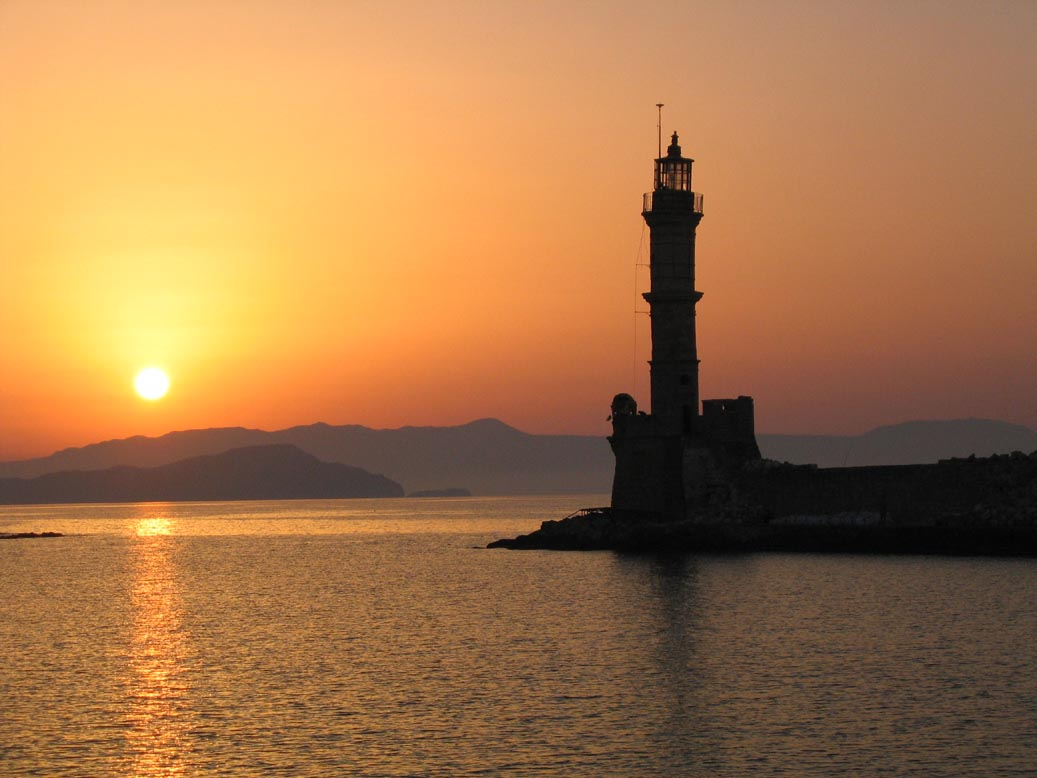 Lighthouse Sunset Tour August
