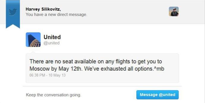 United tweet 1