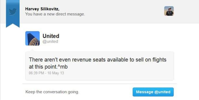 United tweet 2