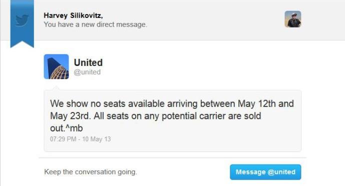 United tweet 5