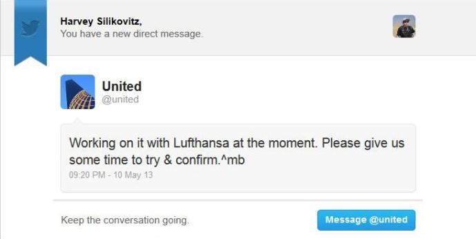 United tweet 6