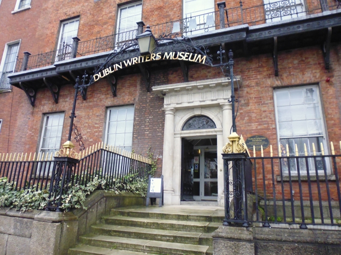 The Dublin Writers Museum
