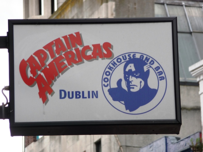 Captain Americas, where my dreams were dashed on January 1, 2014.  Photo courtesy of flickr user  English Girl at Home.