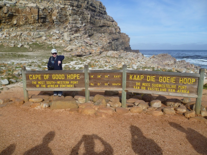 It's an easy day-trip from Cape Town to the famed Cape of Good Hope.