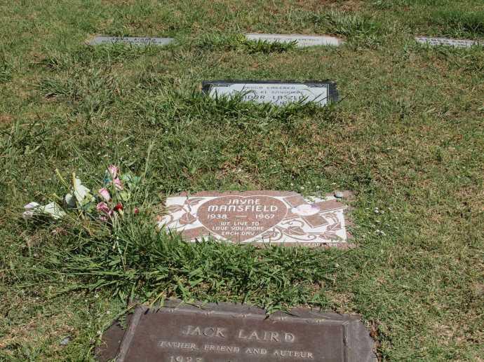 Jayne Mansfield.
