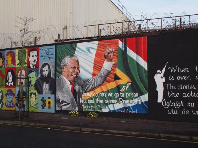 Mandela mural