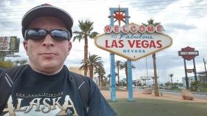 Las Vegas selfie